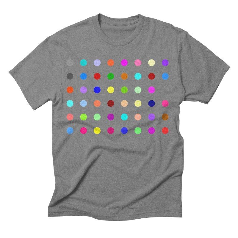 Norflurazepam Men's Triblend T-Shirt by Robert Hirst Artist Shop