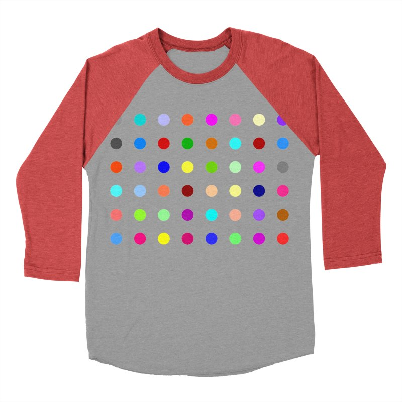 Norflurazepam Women's Baseball Triblend Longsleeve T-Shirt by Robert Hirst Artist Shop