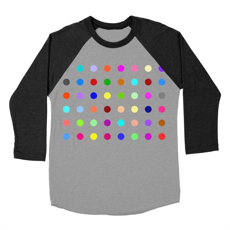 Norflurazepam Women's Baseball Triblend Longsleeve T-Shirt by Robert Hirst Artist Shop
