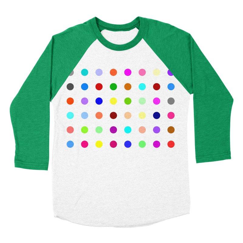 Norflurazepam Men's Baseball Triblend Longsleeve T-Shirt by Robert Hirst Artist Shop