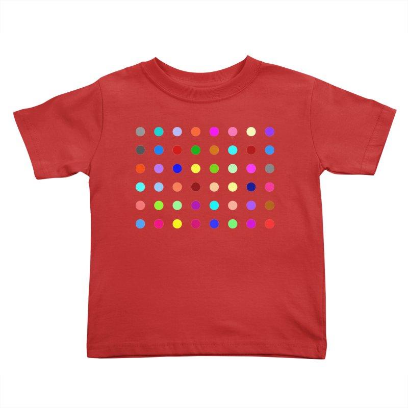 Norflurazepam Kids Toddler T-Shirt by Robert Hirst Artist Shop