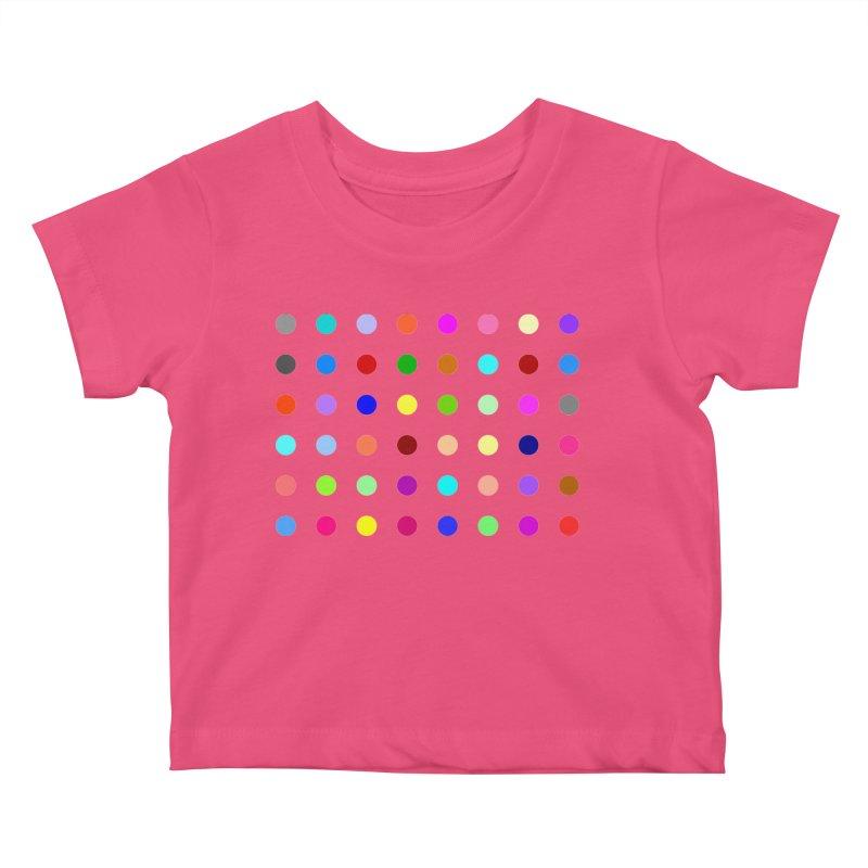 Norflurazepam Kids Baby T-Shirt by Robert Hirst Artist Shop