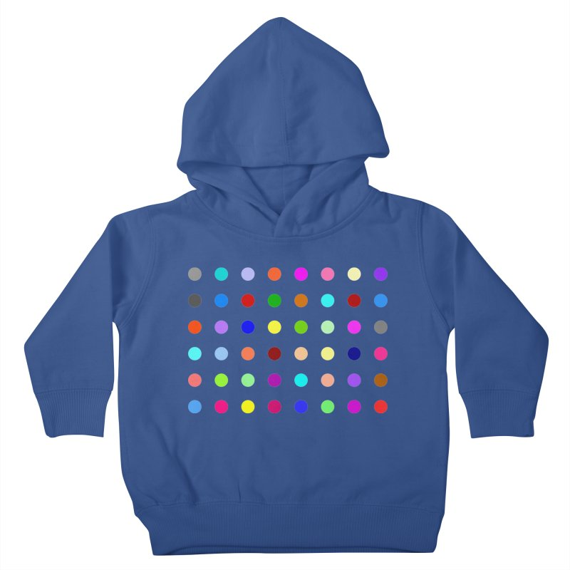 Norflurazepam Kids Toddler Pullover Hoody by Robert Hirst Artist Shop