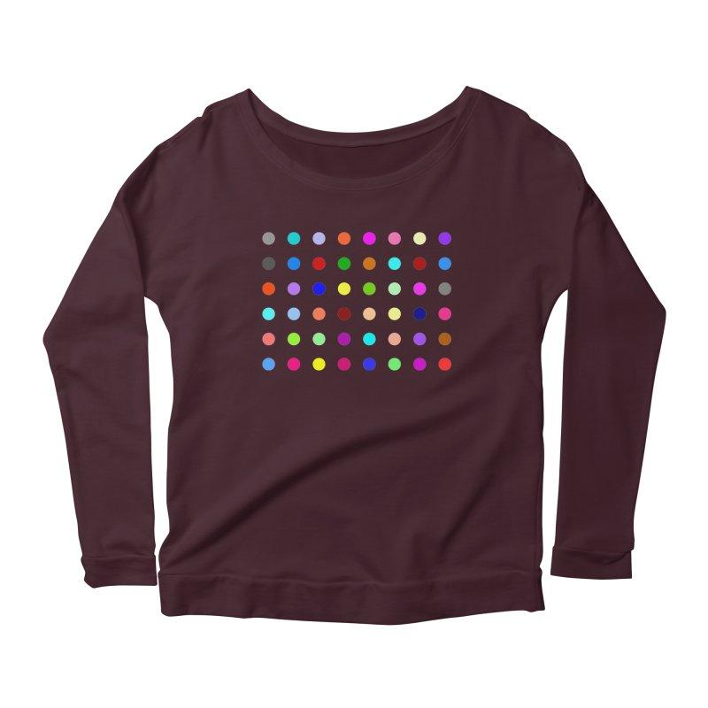 Norflurazepam Women's Longsleeve T-Shirt by Robert Hirst Artist Shop