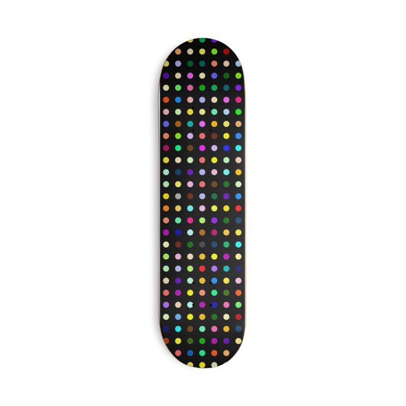 Sakteboard Black #6 Accessories Skateboard by Robert Hirst Artist Shop