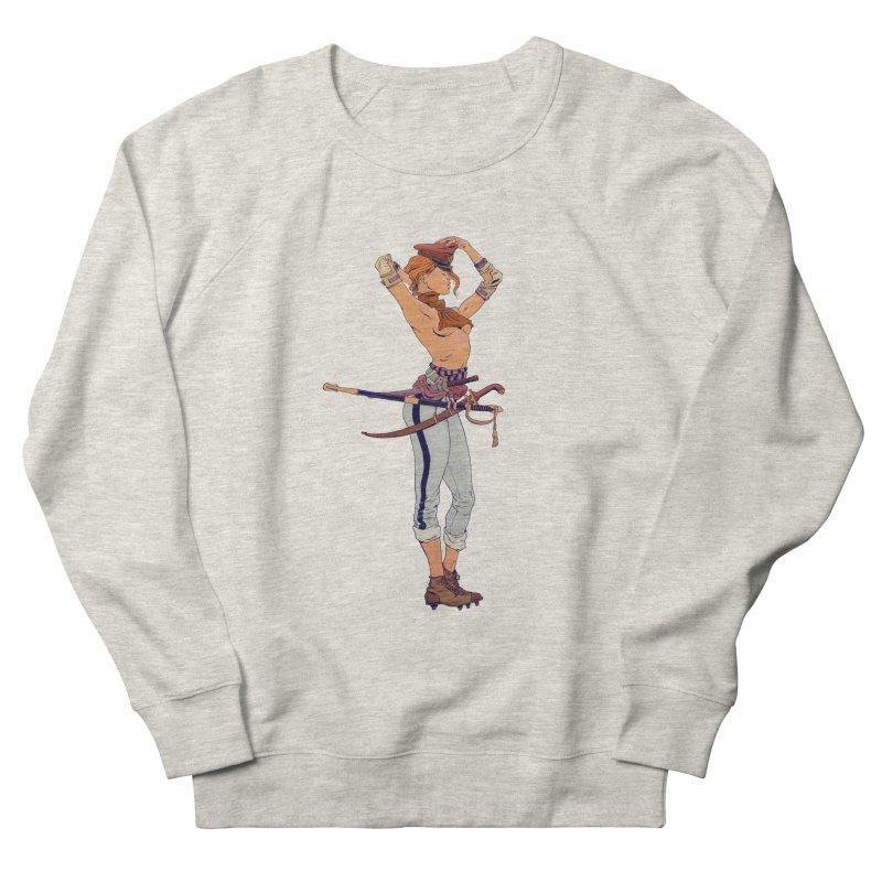 Batter Girl Men's Sweatshirt by Robert Sammelin