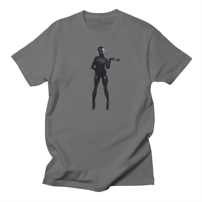 Blackest Biker Men's T-Shirt by Robert Sammelin