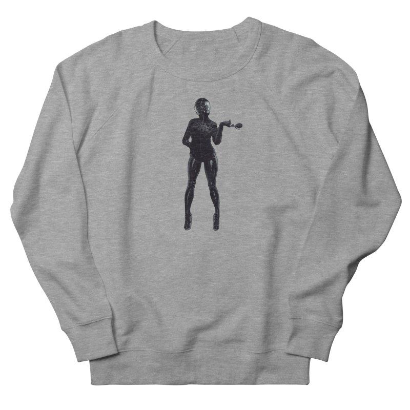 Blackest Biker Women's French Terry Sweatshirt by Robert Sammelin
