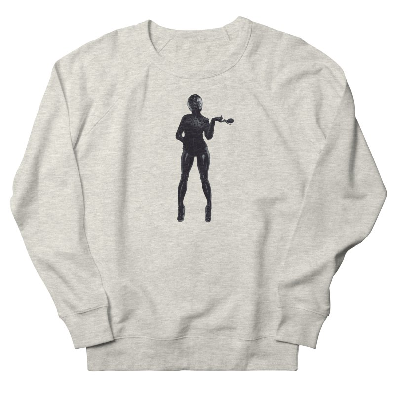 Blackest Biker Men's Sweatshirt by Robert Sammelin