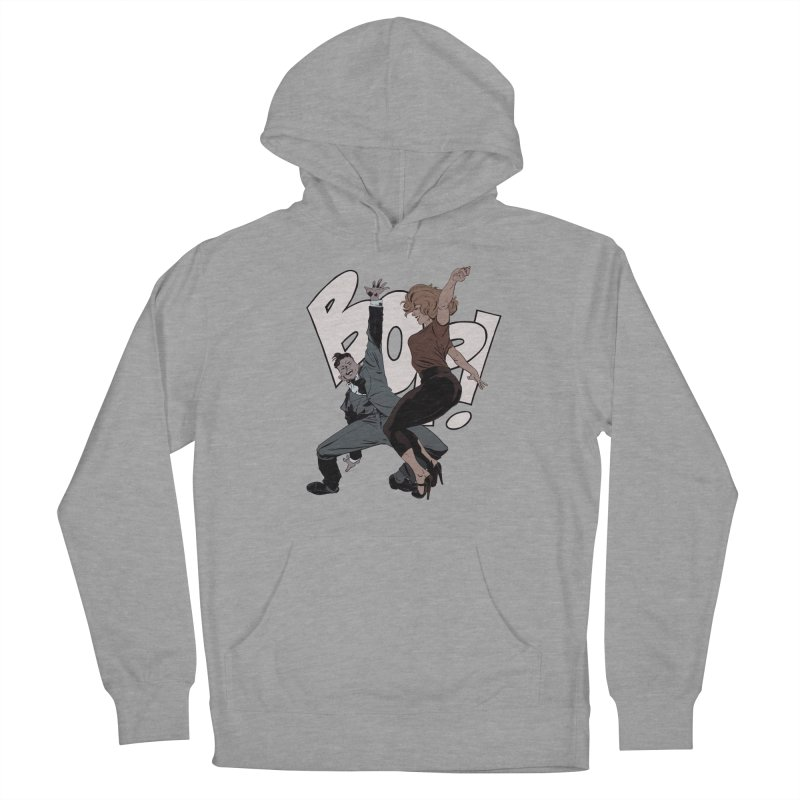 Bop Men's French Terry Pullover Hoody by Robert Sammelin