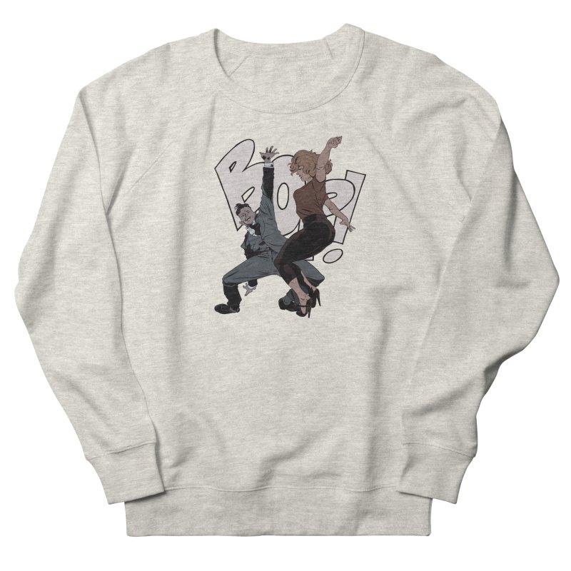 Bop Women's French Terry Sweatshirt by Robert Sammelin