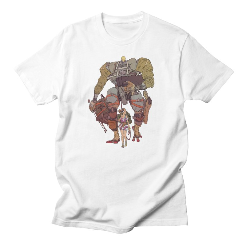 Fick N Fiddler Men's T-Shirt by Robert Sammelin