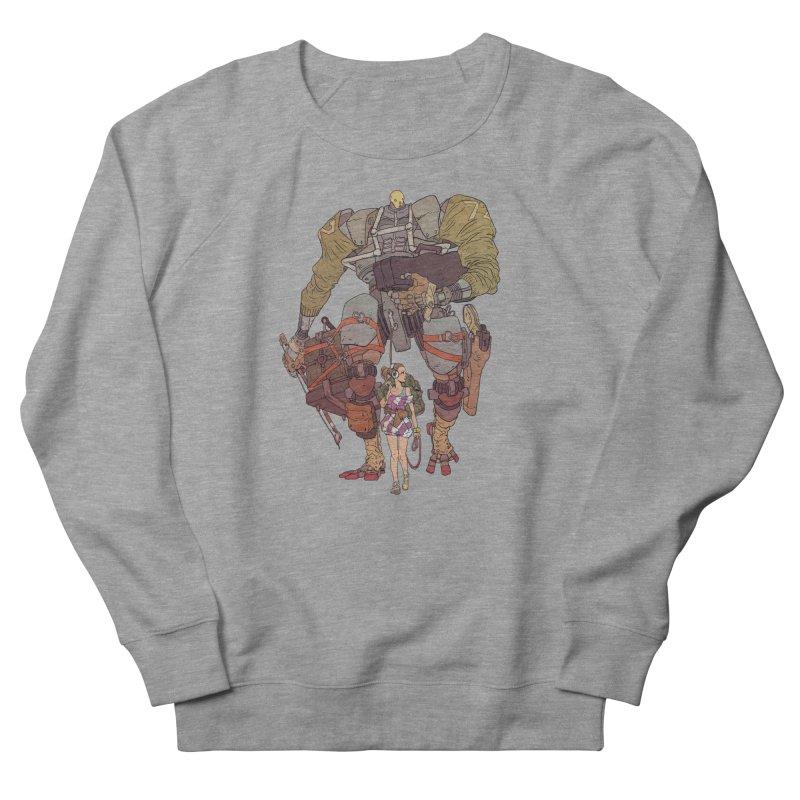 Fick N Fiddler Women's French Terry Sweatshirt by Robert Sammelin