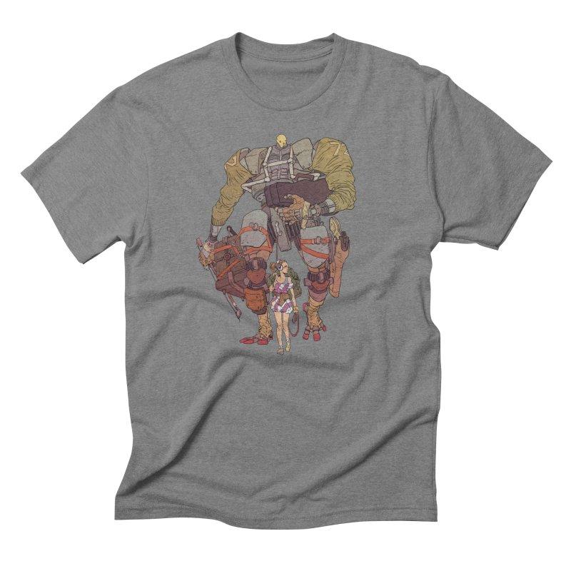 Fick N Fiddler Men's T-Shirt by Robert Sammelin