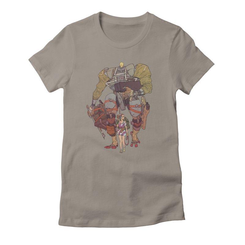 Fick N Fiddler Women's T-Shirt by Robert Sammelin