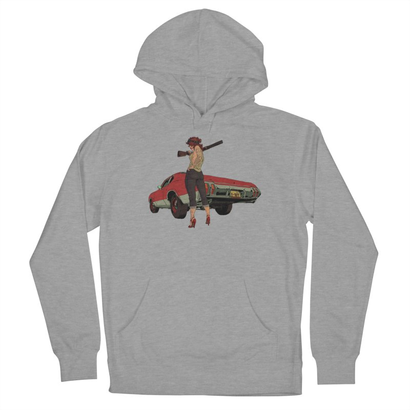 Hick Men's French Terry Pullover Hoody by Robert Sammelin