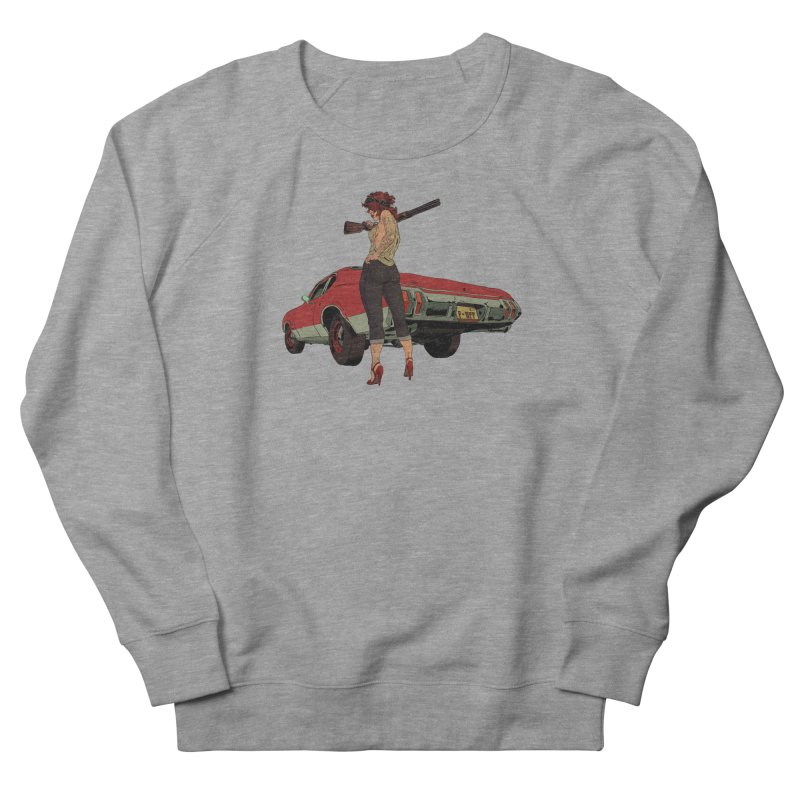 Hick Women's French Terry Sweatshirt by Robert Sammelin