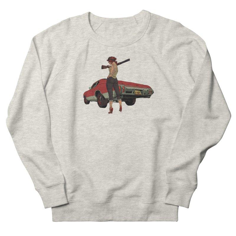 Hick Women's French Terry Sweatshirt by Robert Sammelin
