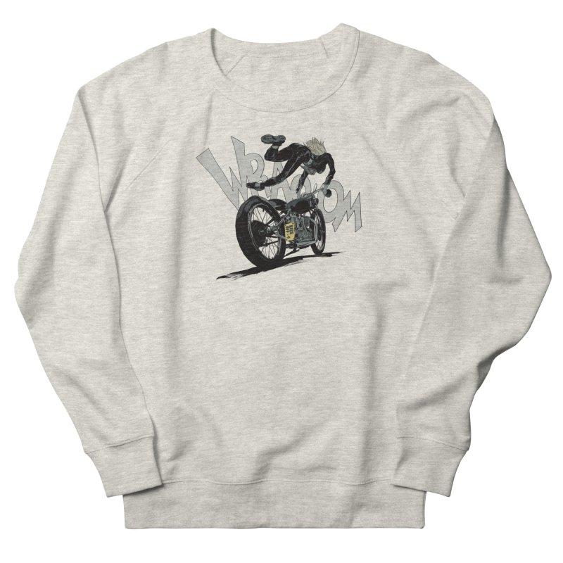 Motorgirl Women's French Terry Sweatshirt by Robert Sammelin