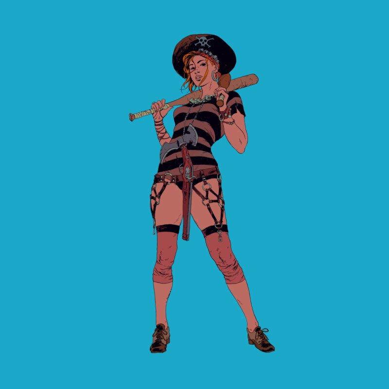 Pirate Jenny Women's Tank by Robert Sammelin