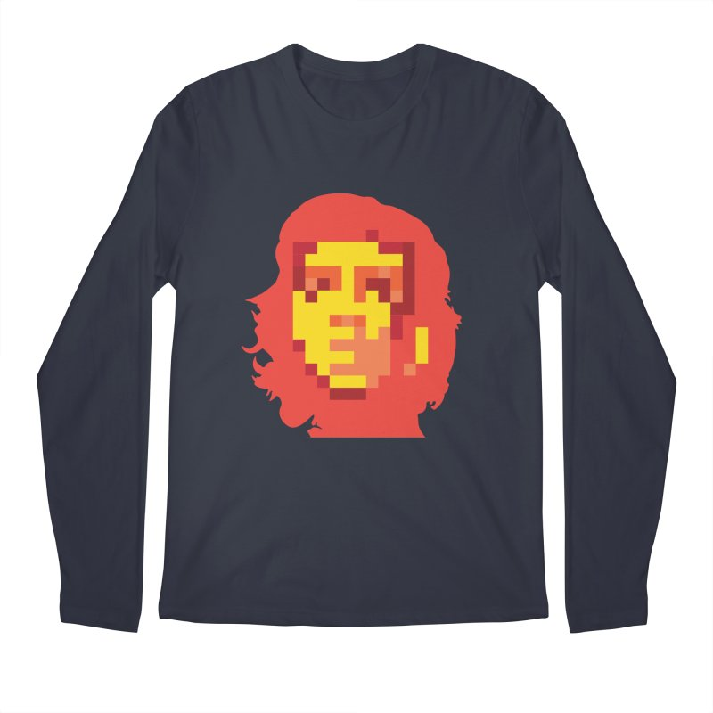Viva La Resolution Men's Longsleeve T-Shirt by robikucluk's Artist Shop