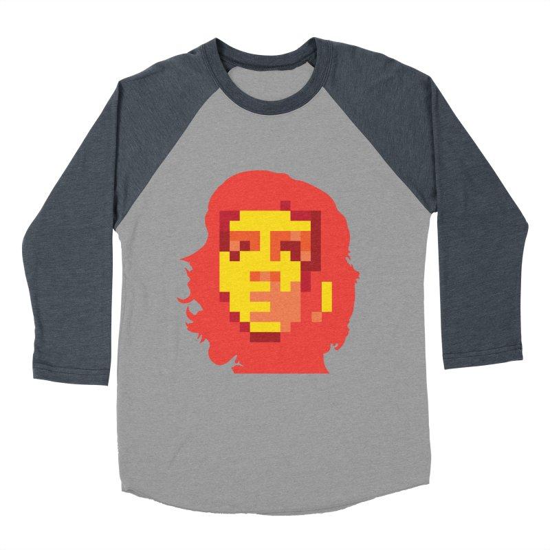 Viva La Resolution Women's Baseball Triblend T-Shirt by robikucluk's Artist Shop