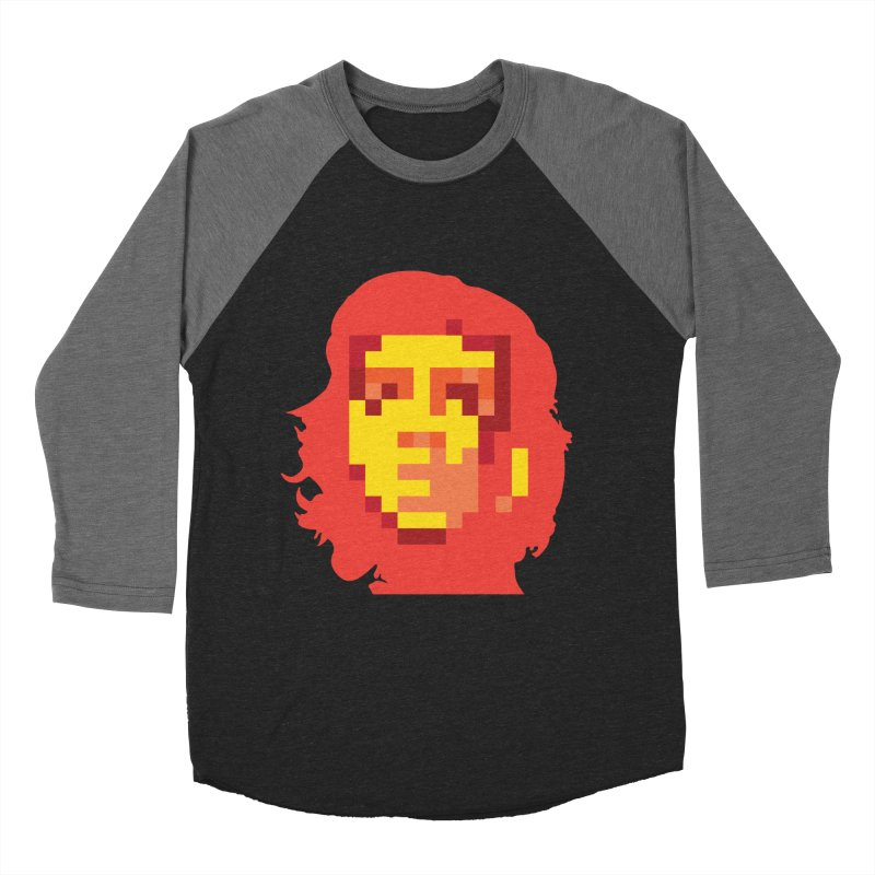 Viva La Resolution Men's Baseball Triblend T-Shirt by robikucluk's Artist Shop