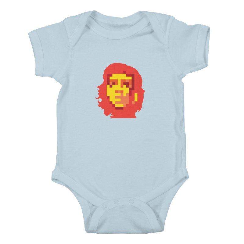 Viva La Resolution Kids Baby Bodysuit by robikucluk's Artist Shop
