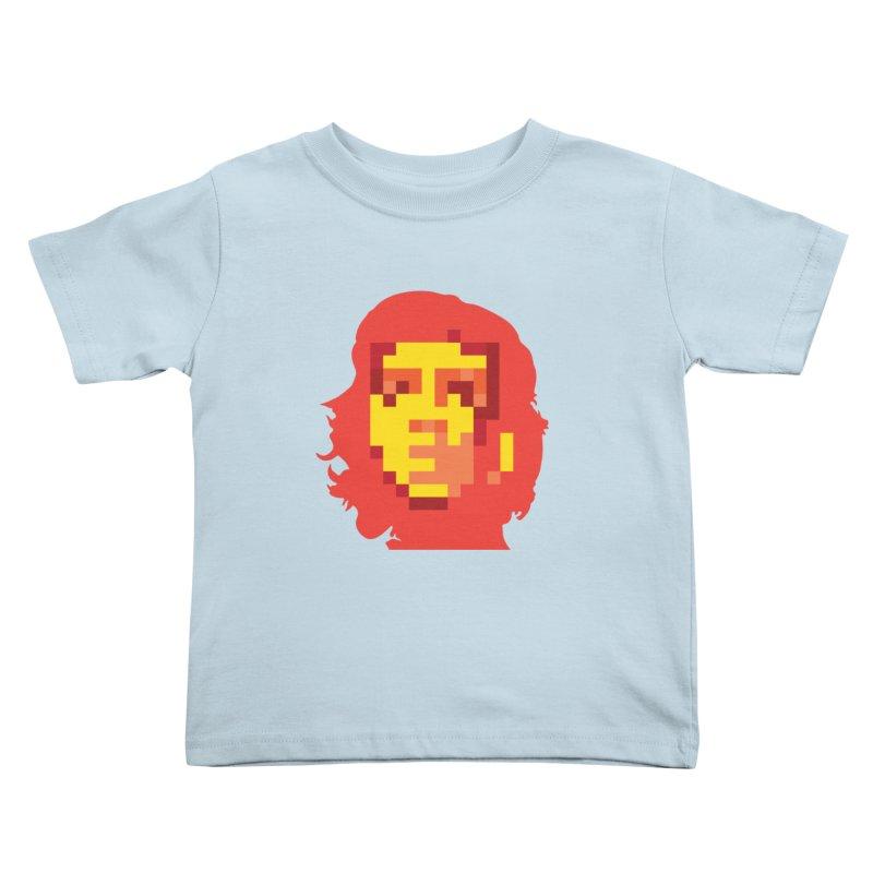 Viva La Resolution Kids Toddler T-Shirt by robikucluk's Artist Shop