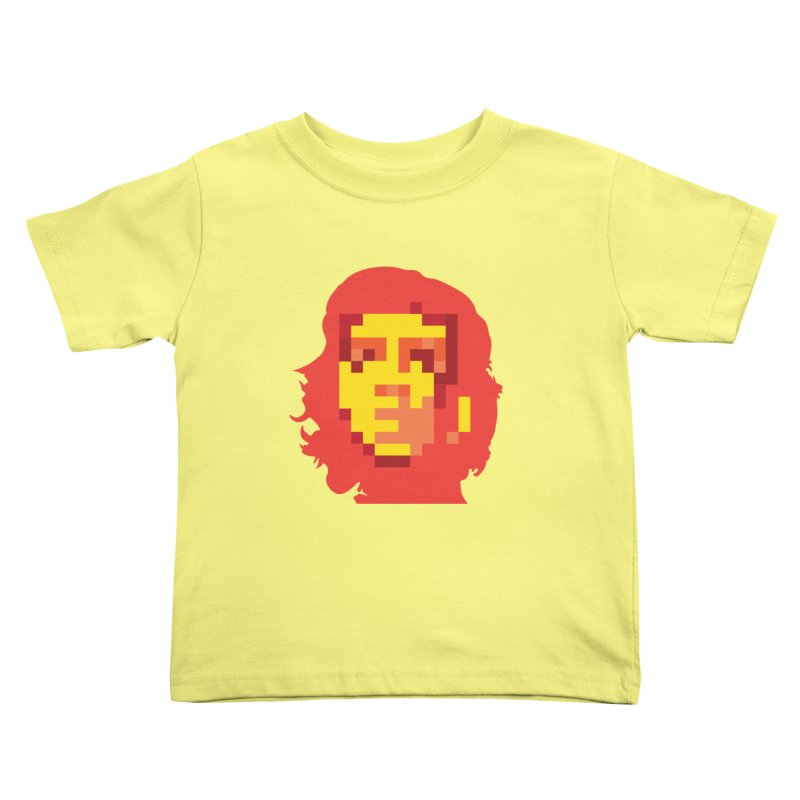 Viva La Resolution Kids Toddler T-Shirt by robikucluk's Artist Shop