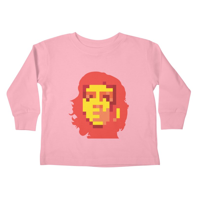 Viva La Resolution Kids Toddler Longsleeve T-Shirt by robikucluk's Artist Shop