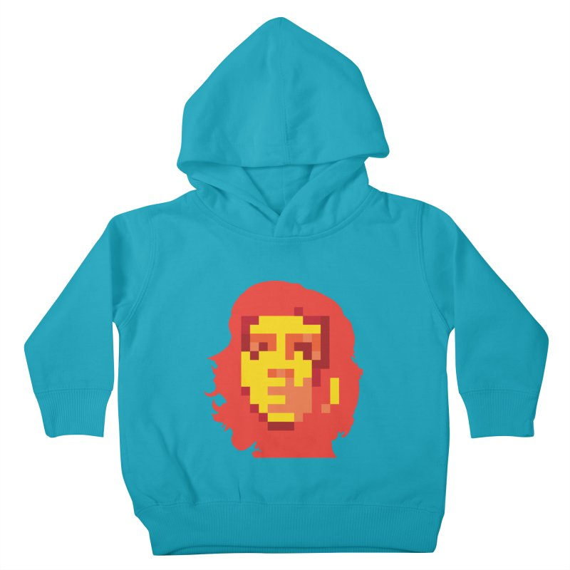 Viva La Resolution Kids Toddler Pullover Hoody by robikucluk's Artist Shop