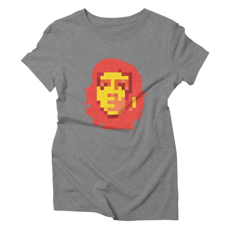 Viva La Resolution Women's Triblend T-shirt by robikucluk's Artist Shop