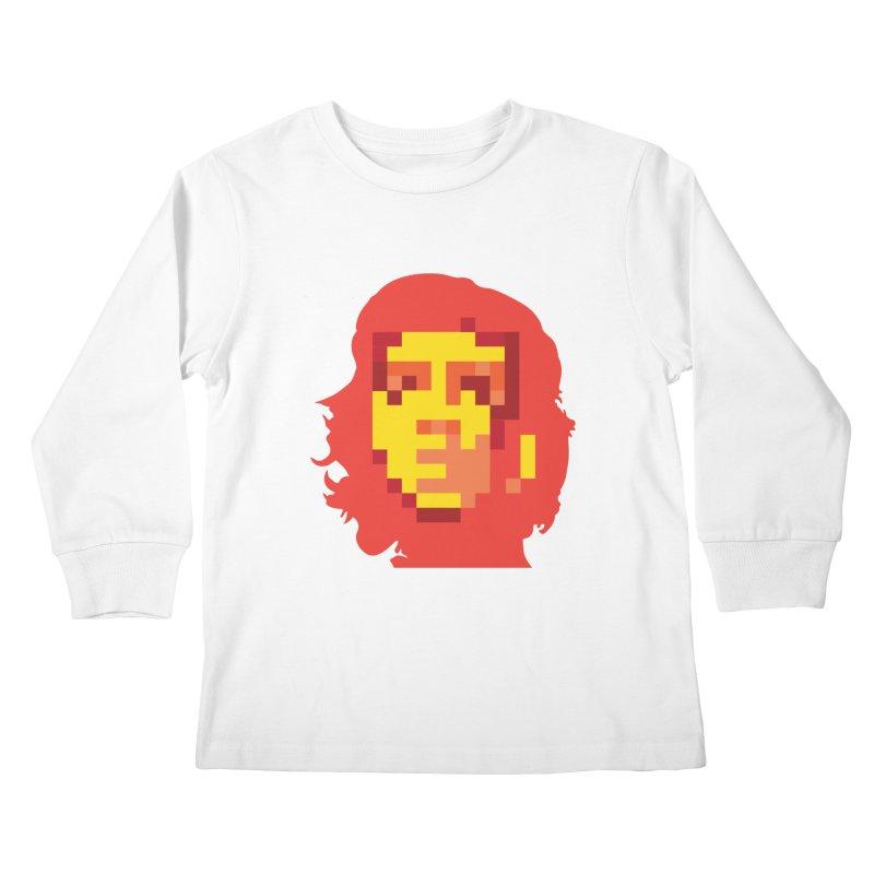 Viva La Resolution Kids Longsleeve T-Shirt by robikucluk's Artist Shop