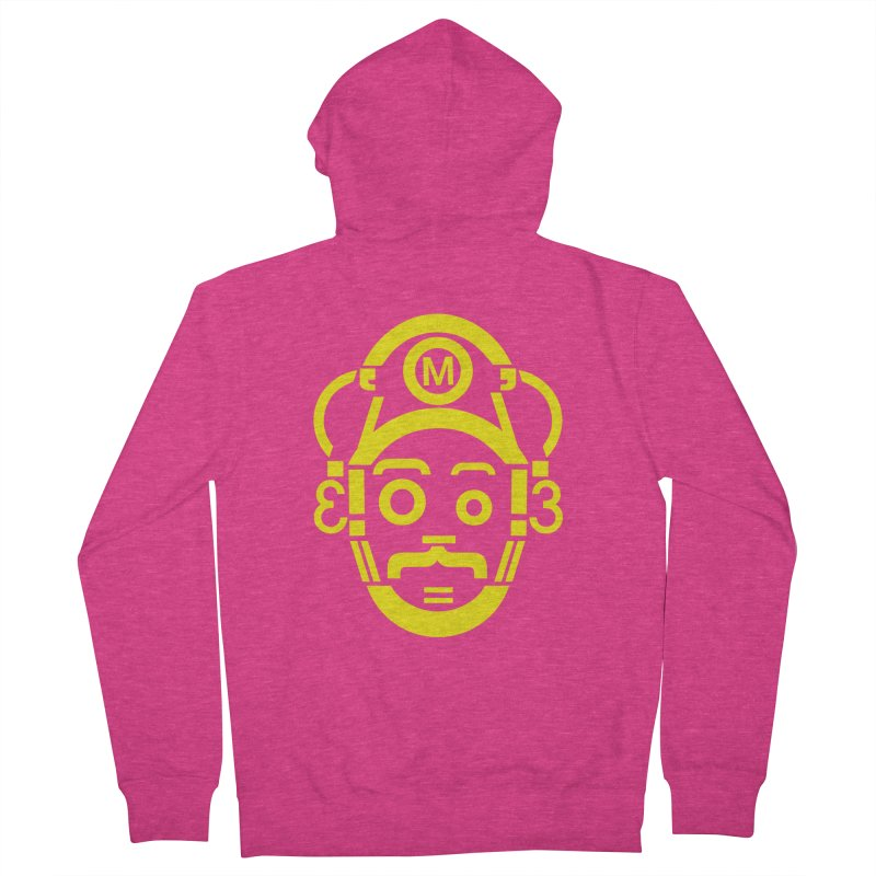 Mariography Women's Zip-Up Hoody by robikucluk's Artist Shop