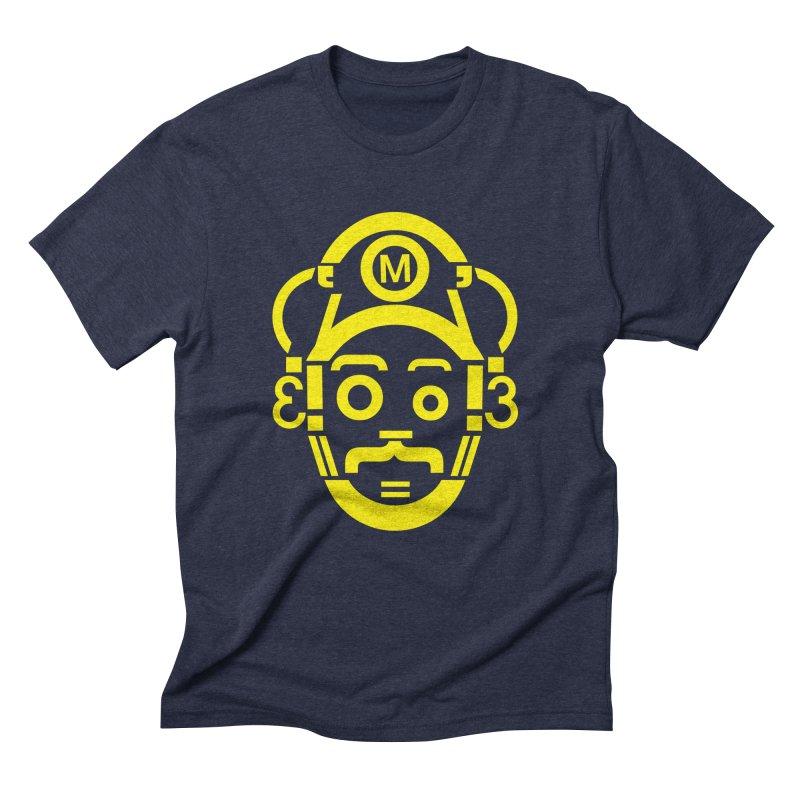 Mariography Men's Triblend T-Shirt by robikucluk's Artist Shop