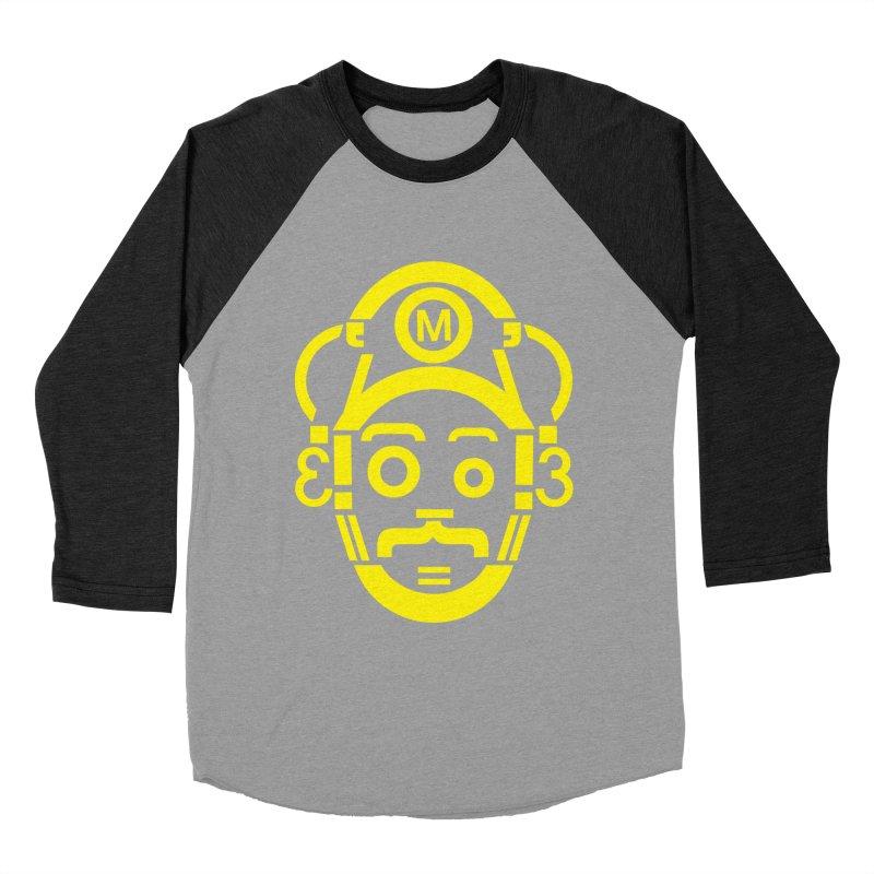 Mariography Women's Baseball Triblend T-Shirt by robikucluk's Artist Shop