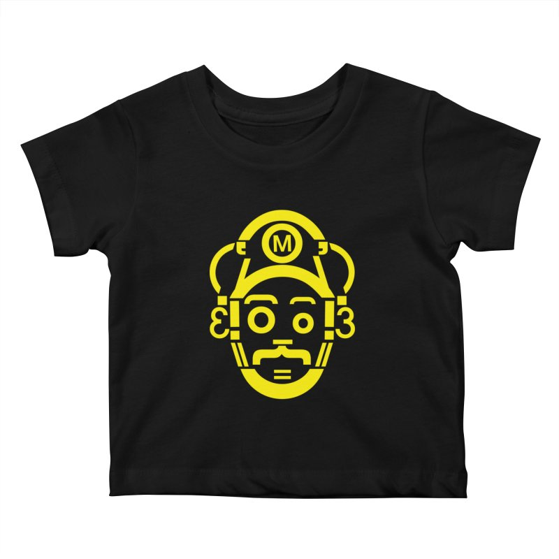 Mariography Kids Baby T-Shirt by robikucluk's Artist Shop