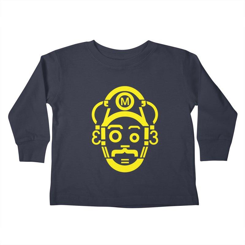 Mariography Kids Toddler Longsleeve T-Shirt by robikucluk's Artist Shop