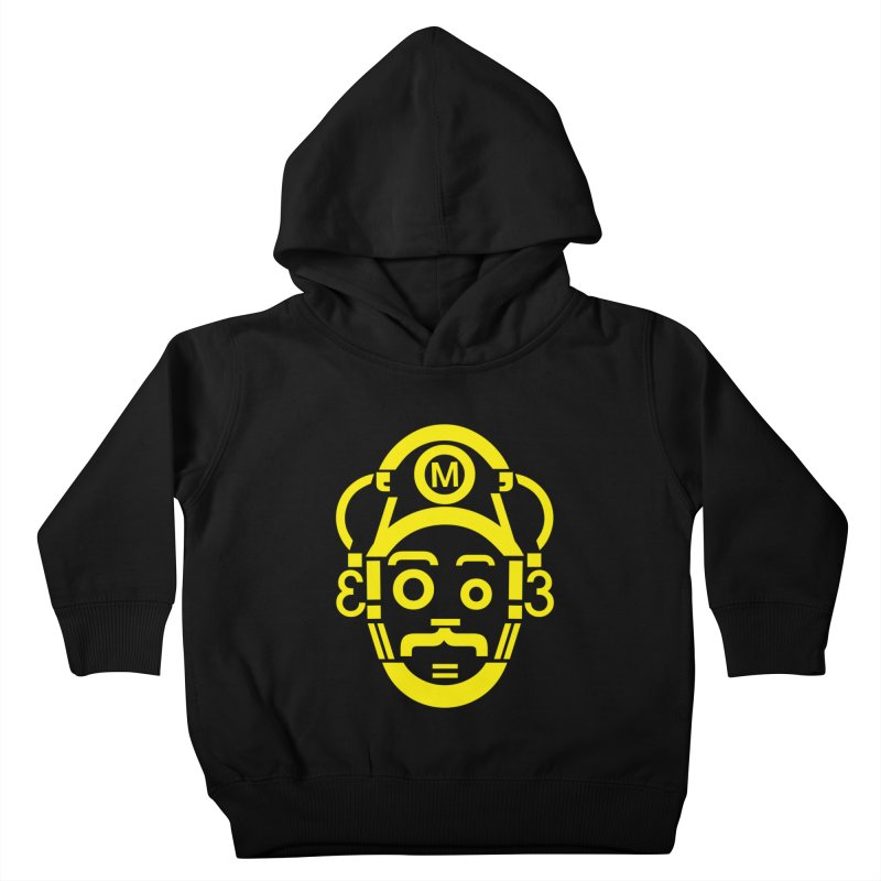 Mariography Kids Toddler Pullover Hoody by robikucluk's Artist Shop