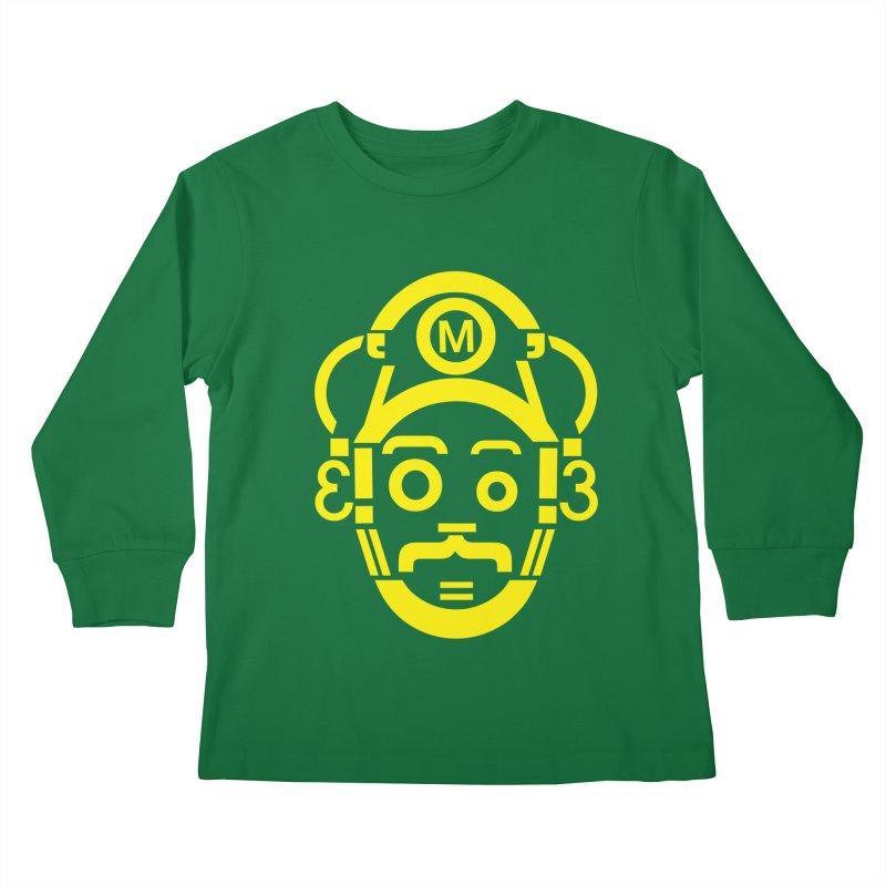 Mariography Kids Longsleeve T-Shirt by robikucluk's Artist Shop