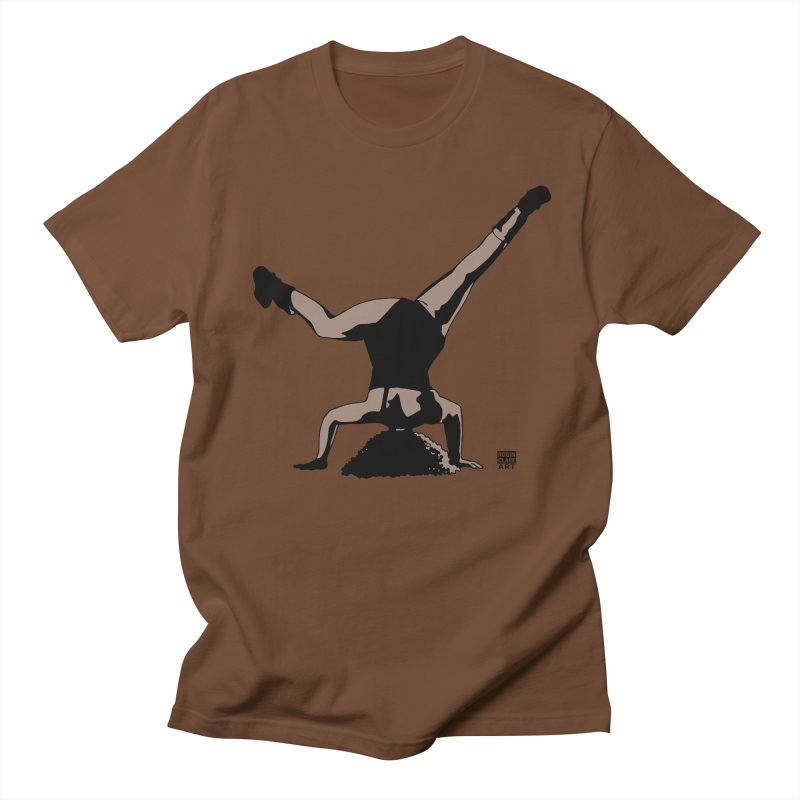 Headtop Men's T-shirt by Robin Clare Art T's
