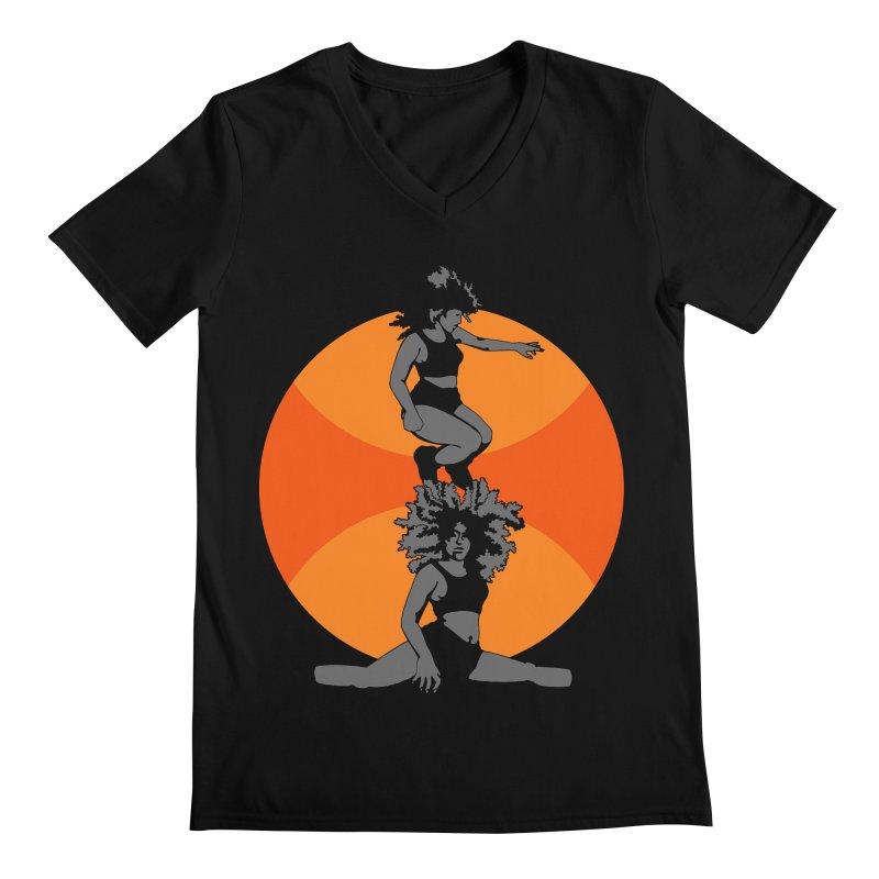 Split Orange   by Robin Clare Art T's