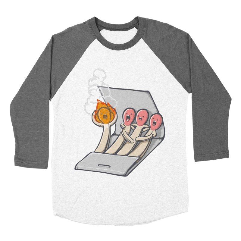 Divided we stand Women's Baseball Triblend Longsleeve T-Shirt by roborat's Artist Shop