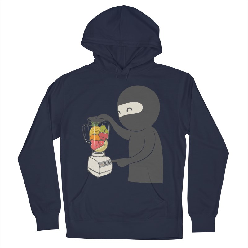Fruit Ninja Men's Pullover Hoody by roborat's Artist Shop