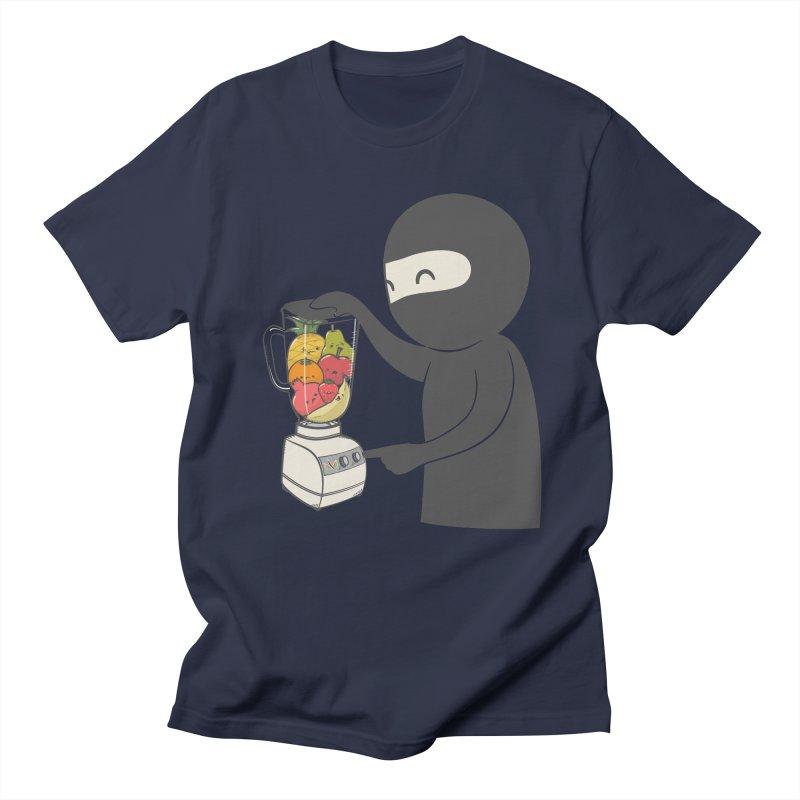 Fruit Ninja Men's T-shirt by roborat's Artist Shop