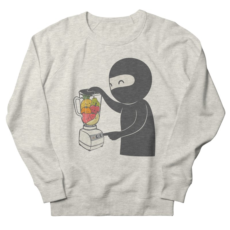 Fruit Ninja Men's Sweatshirt by roborat's Artist Shop