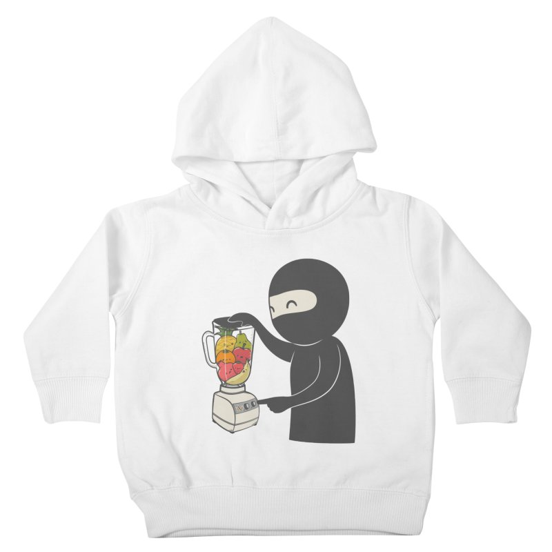 Fruit Ninja Kids Toddler Pullover Hoody by roborat's Artist Shop