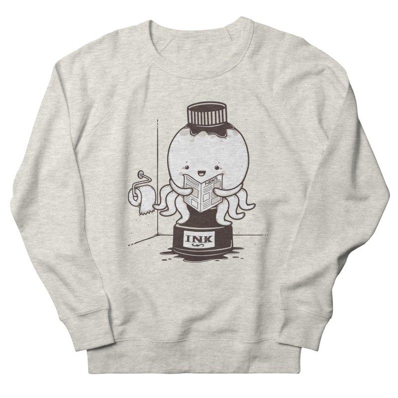 Ink Refill Men's Sweatshirt by roborat's Artist Shop