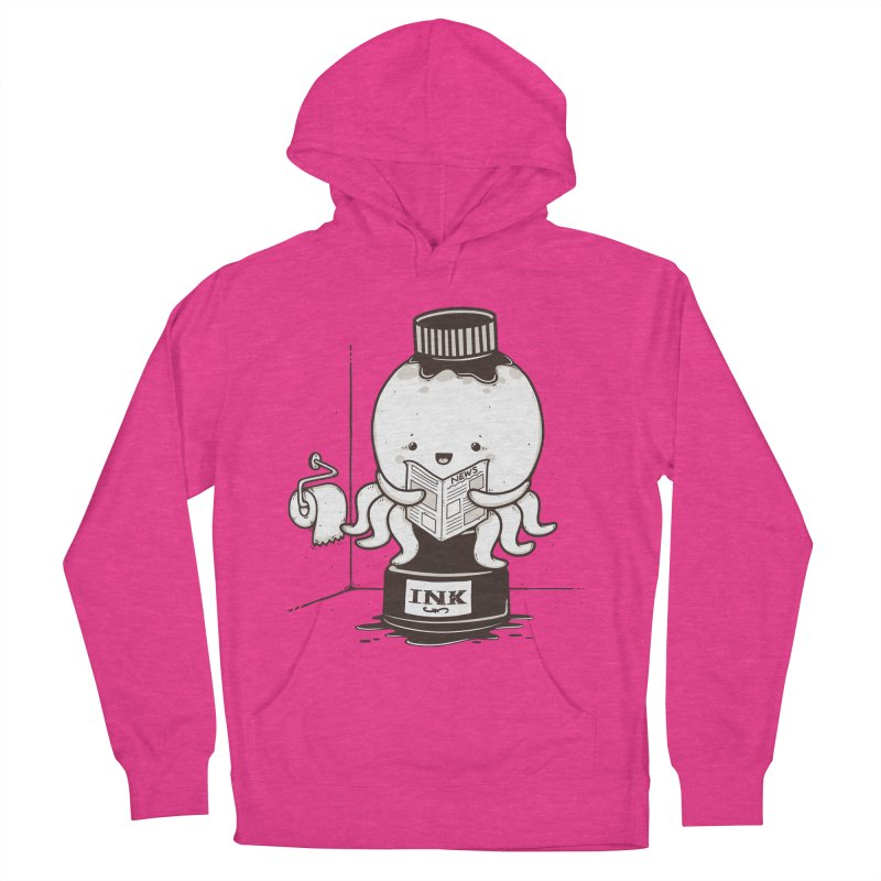 Ink Refill Women's Pullover Hoody by roborat's Artist Shop